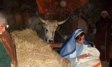 Il Presepe Vivente nei Sassi, dall'Immacolata e per tutto il periodo natalizio