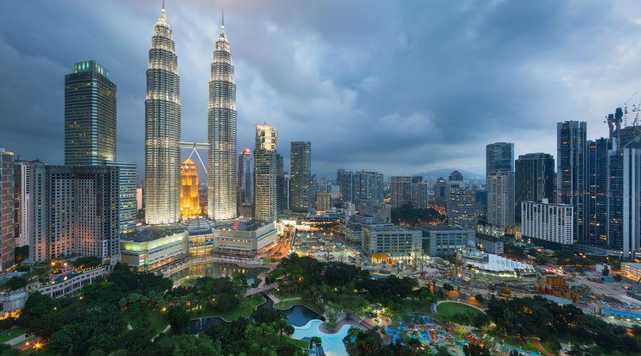 Petronas Tower a Kuala Lumpur
