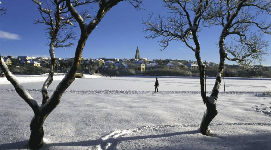 Natale a Reykjavik