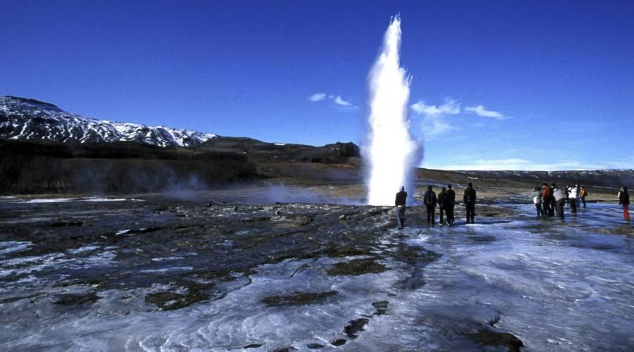 Circolo d'Oro, Islanda