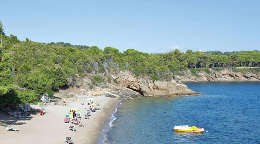 spiaggia Calanova