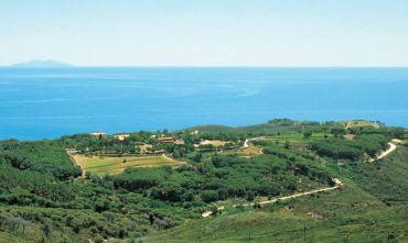 Un angolo di Paradiso in Fattoria con piscina nella Costa dei Gabbiani