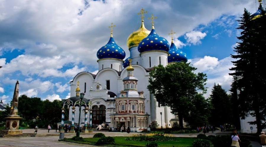 Sergiev Posad Monastero della Trinità di San Sergio