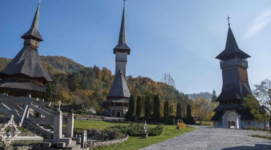Romania, Barsana