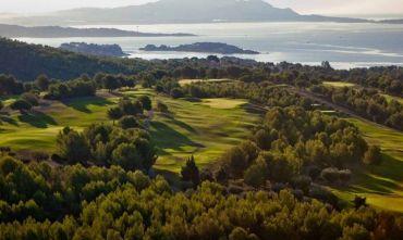 Dolce Frégate Golf Hotel con 27 buche spettacolari