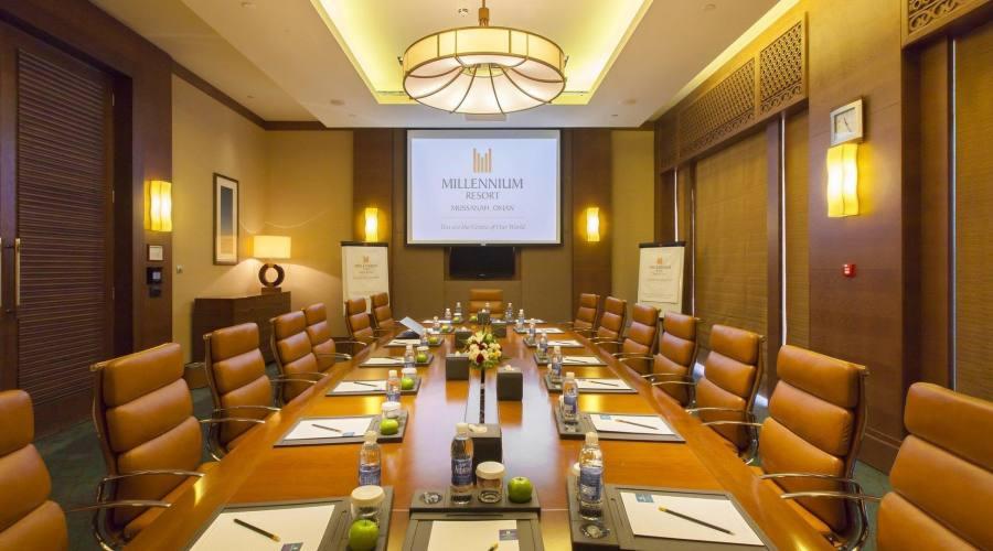 Hotel Millenium- sala conferenze