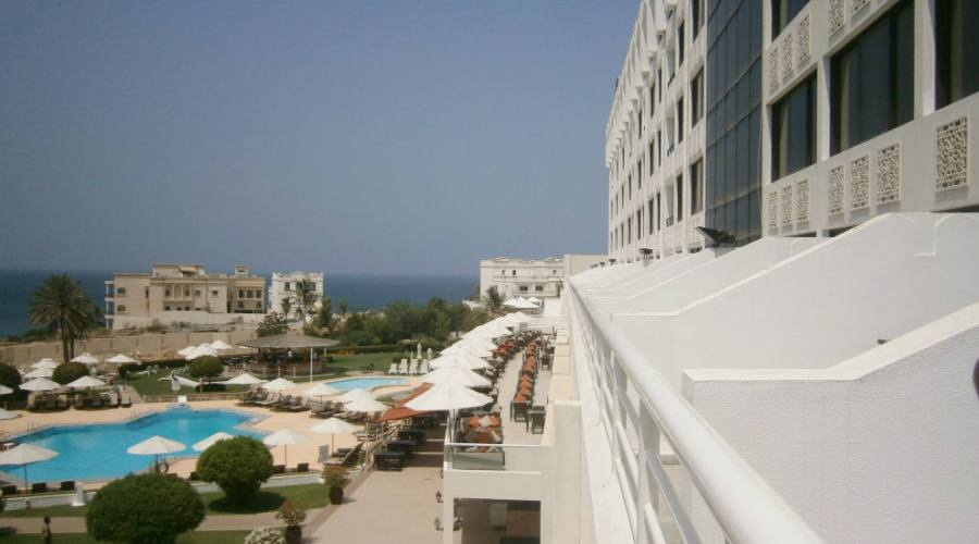 Hotel Crowne Plaza - Muscat