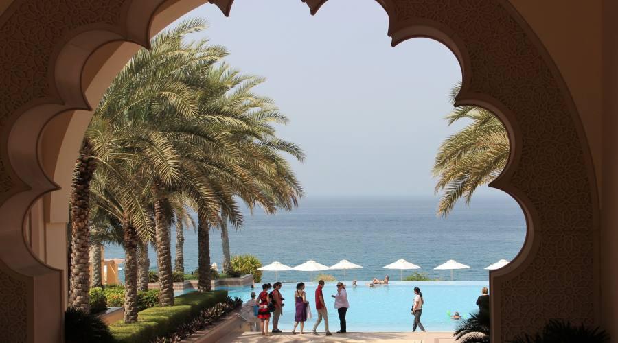 Hotel Shangri La 5 stelle - Muscat