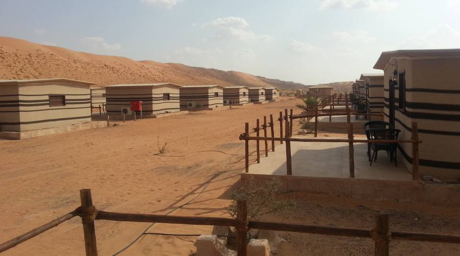 Arabian Orix Camp - Wahiba Sands