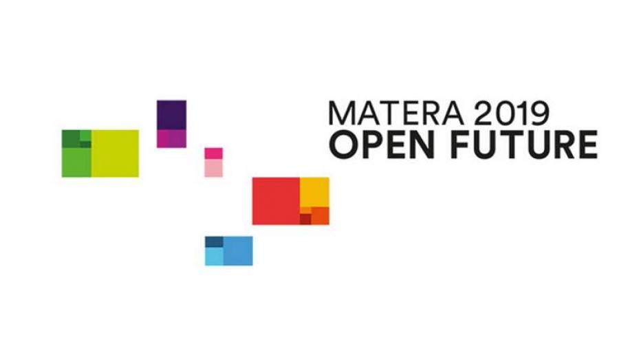 Logo Matera Capitale della Cultura 2019