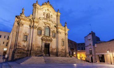 Città dei Sassi, Capitale della Cultura 2019, un inno alla bellezza con architettura inaspettata