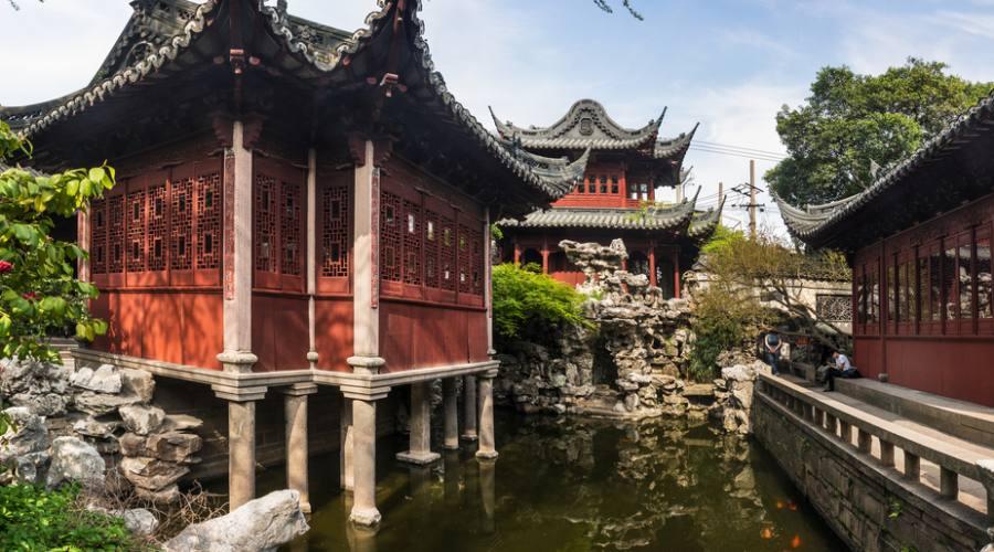 Shanghai Giardino del Mandarino Yu