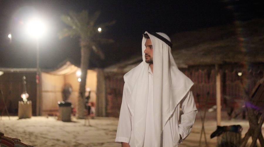 Dubai escursione nel deserto