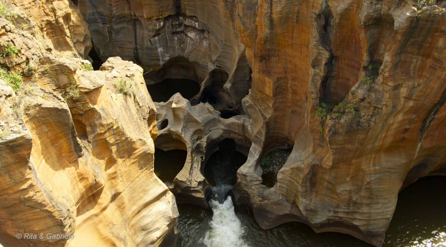 Bourke's Luck Potholes