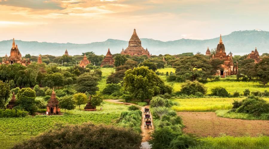 Panorama birmano