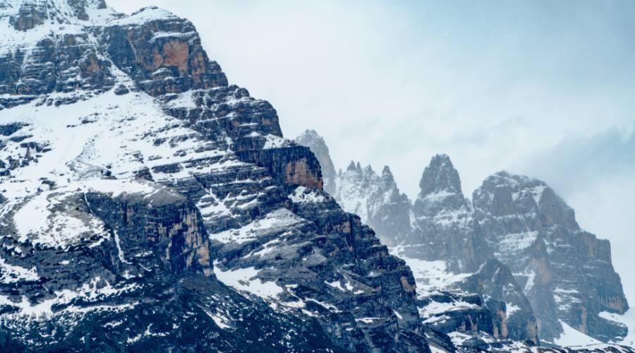 Cima Tosa, Dolomiti centrali