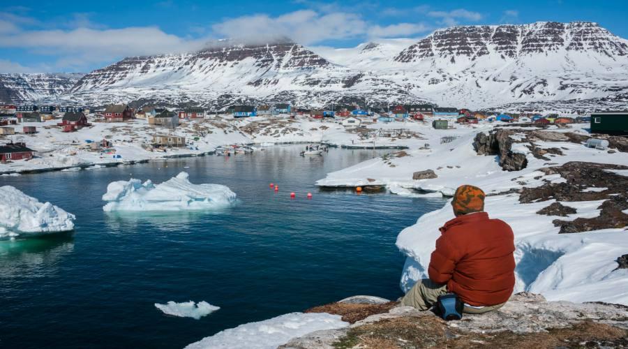 Paesaggio Antartide