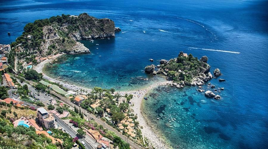 Baia di Naxos