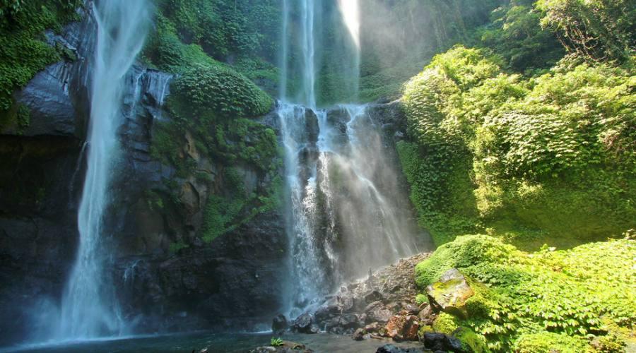 Cascata Sekumpul