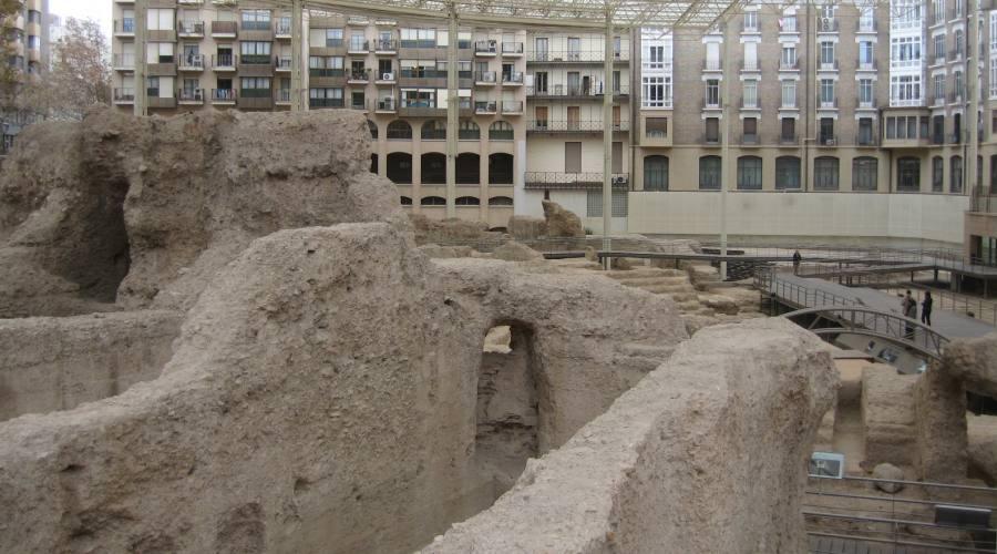 Saragozza,Foro Romano
