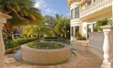 Soggiorno in villa di lusso