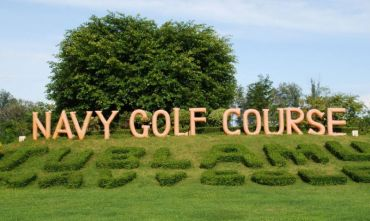 Golf e mare a Khao Lak, Thap Lamu Royal Navy Golf Course