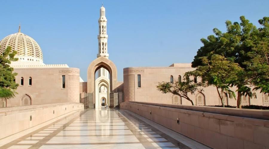 La Grande Moschea .