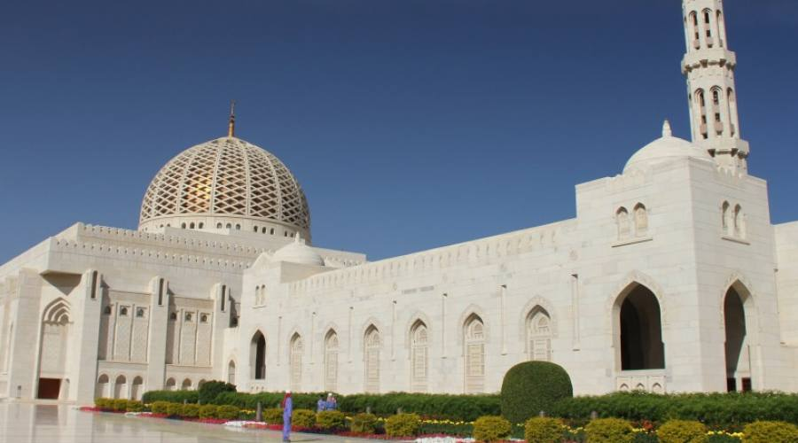 La Grande Moschea ..