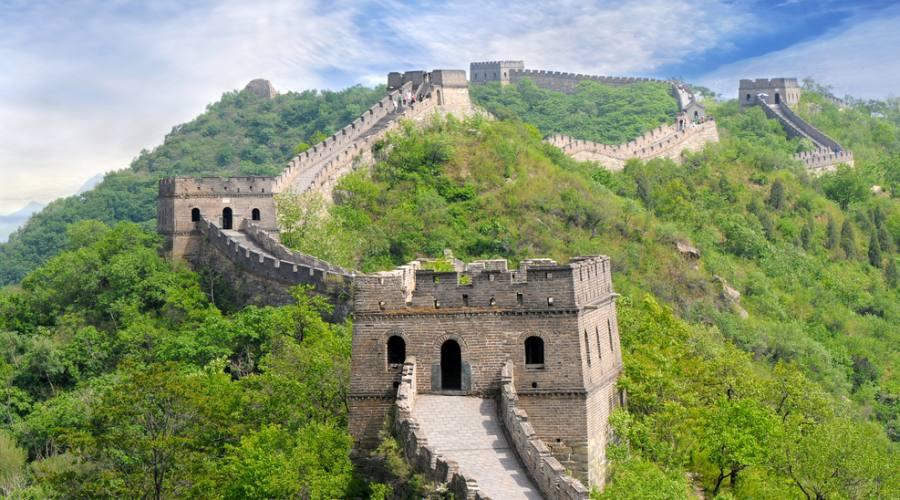 Pechino Grande Muraglia