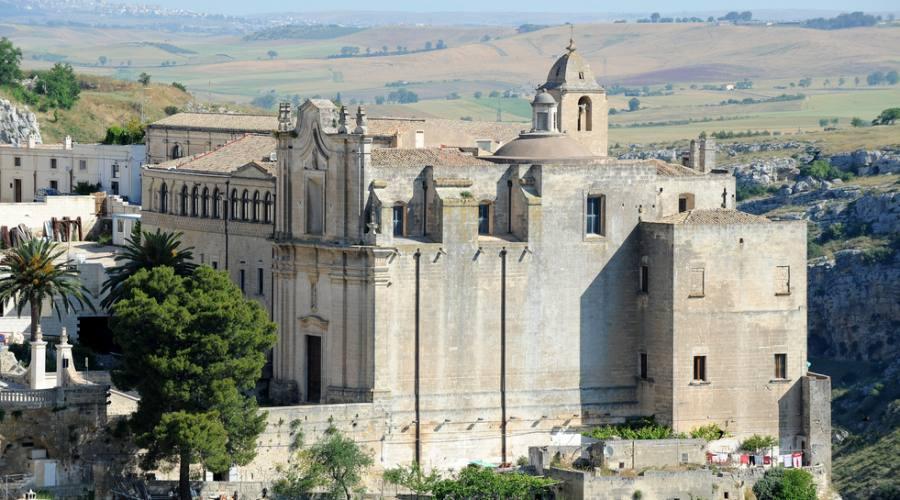 Sant'Agostino a Matera