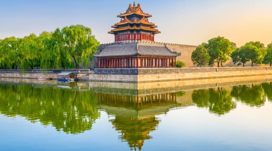Pechino Mura della città proibita