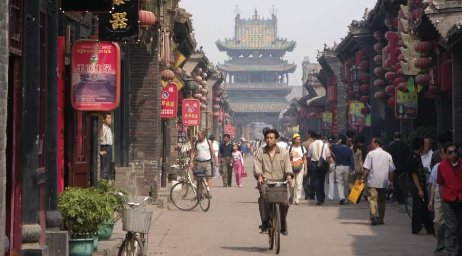 Pingyao Old street