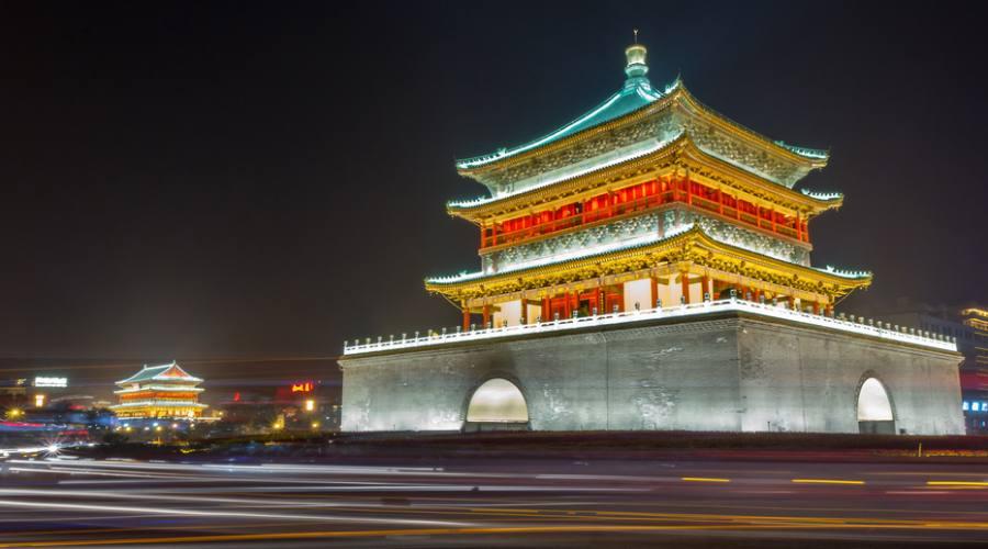 Xi'An Porta del tamburro