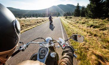 Napa Valley con l'Harley Davidson