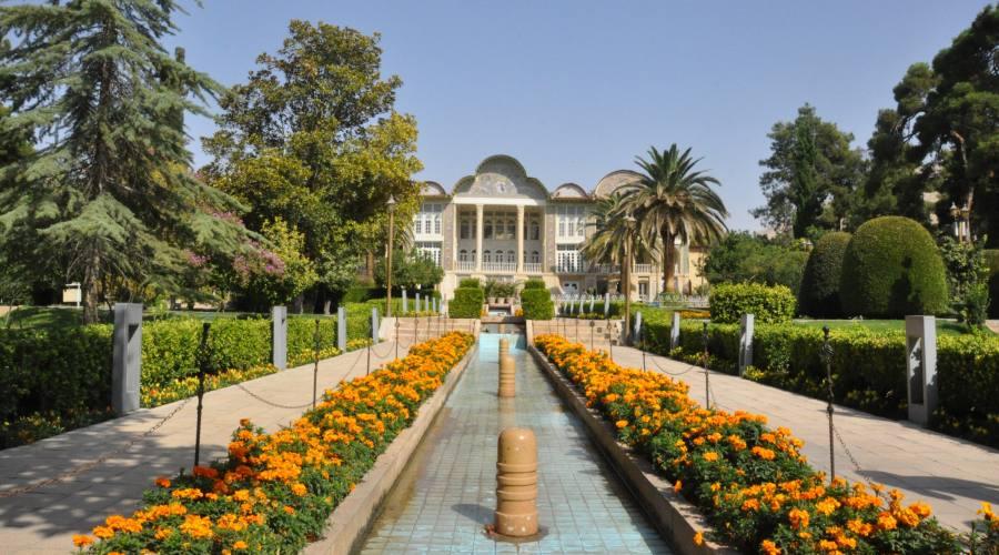 """Shiraz, palazzo """"Kakh-e Eram"""""""