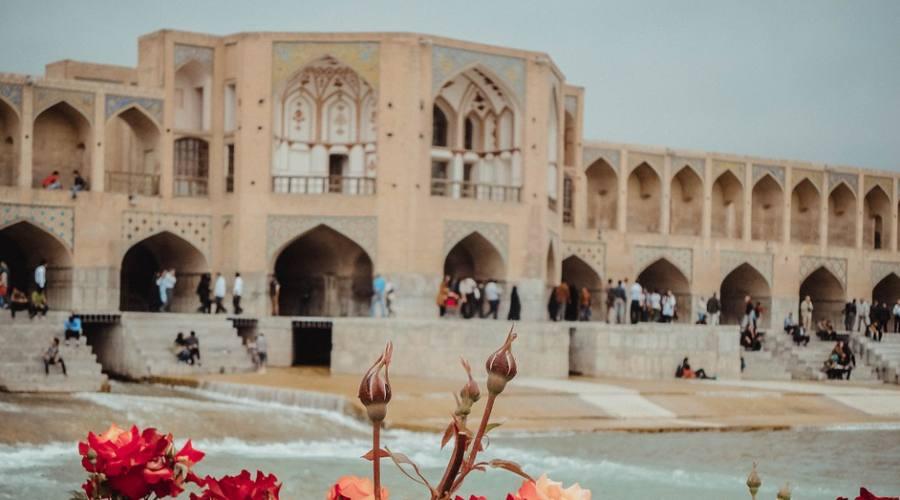 Il fiume di Isfahan