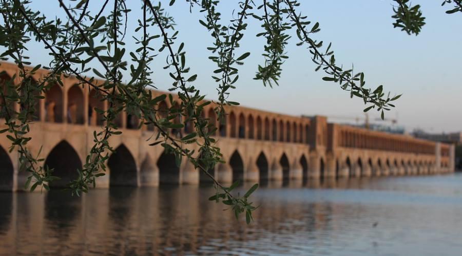 Il ponte di Shiraz