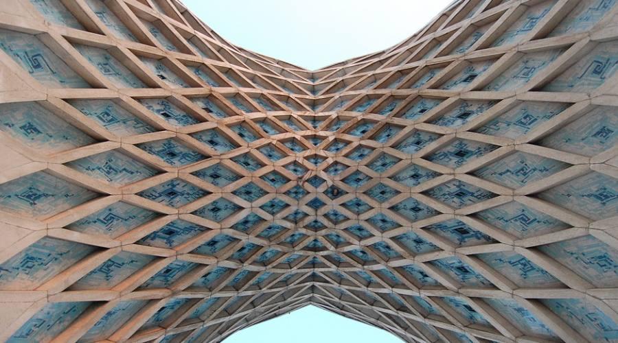 architettura di Teheran