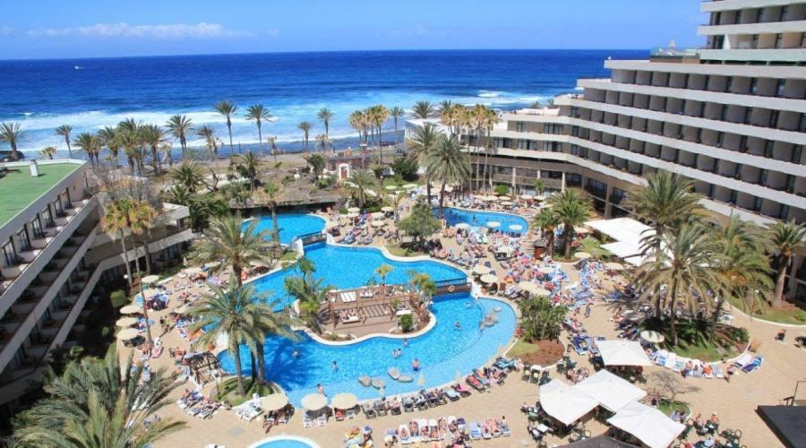 Hotel senza barriere direttamente sul mare for Hotel barcellona sul mare