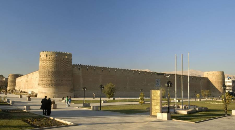 Shiraz: la fortezza
