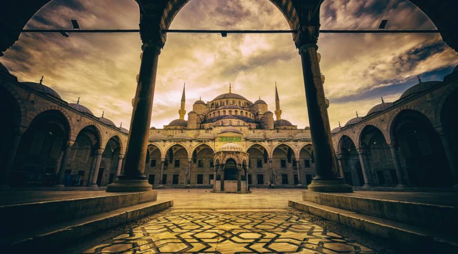 Moschea di Sultan Ahmet