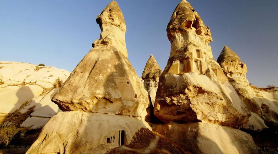 Terra Lunare Cappadocia