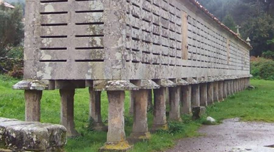 Horreo, Galizia