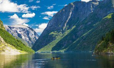 Splendore dei Fiordi: Tour di gruppo in ITALIANO