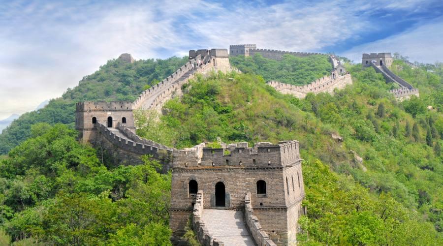 Cina Badaling Grande Muraglia