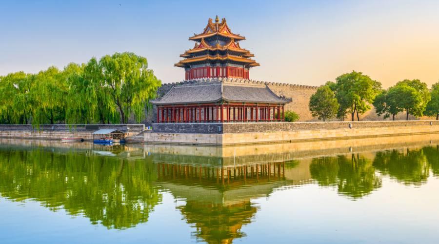 Pechino Mura Città Proibita