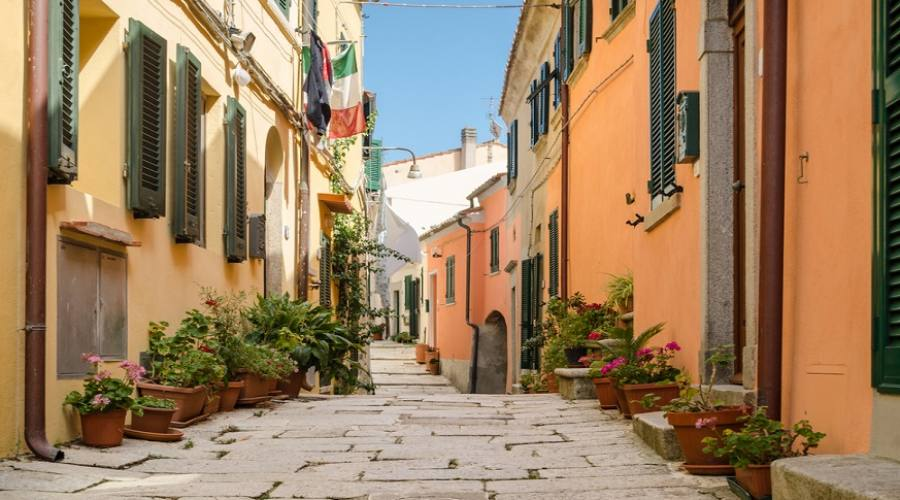 Antico borgo di S. Ilario