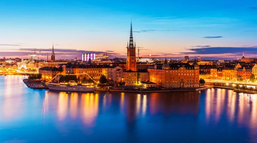 Stoccolma, città vecchia (Gamla Stan)