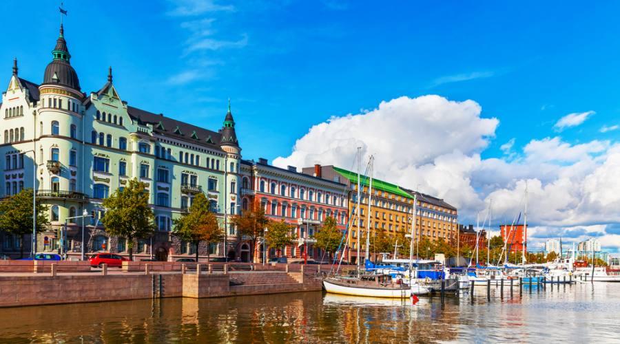 Helsinki porto vecchio
