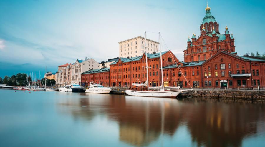 Cattedrale Uspenski  Helsinki